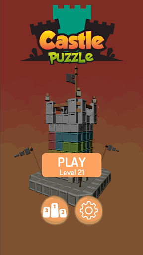 Castle Puzzle - The Perfect Jenga Tower Game ss1