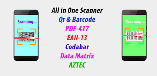 Pro PDF417 QR & Barcode Data Matrix scanner reader APK