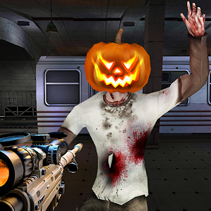 Zombies Halloween Warfare 3D for PC and MAC