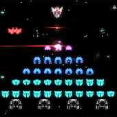 Flip Invaders - Space Shooter