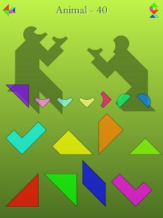 Download Tangram & Polyform Puzzle For PC Windows and Mac apk screenshot 18