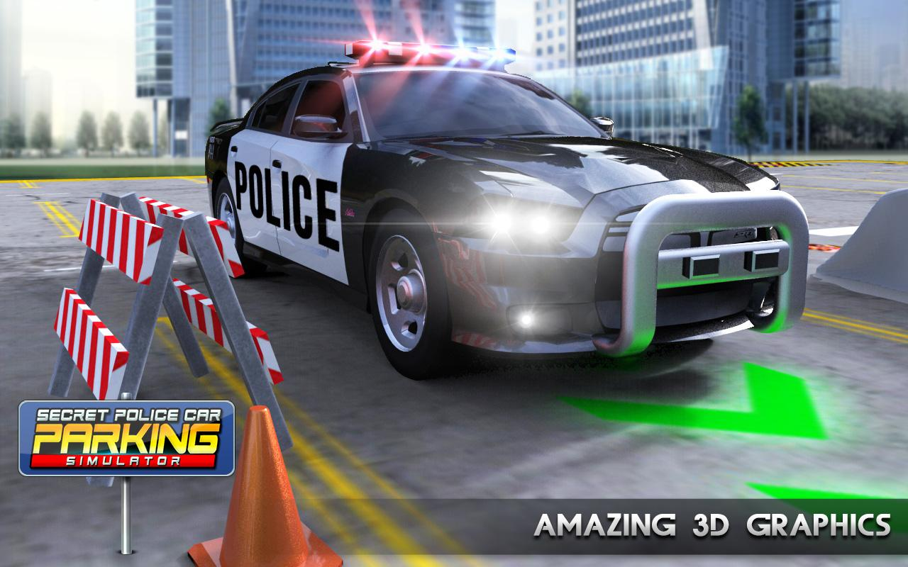 Secret Police Car Parking Sim Android Apps On Google Play