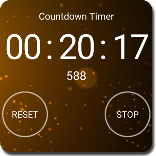 Countdown Timer & Stopwatch & Caller ID