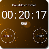 Countdown Timer & Stopwatch