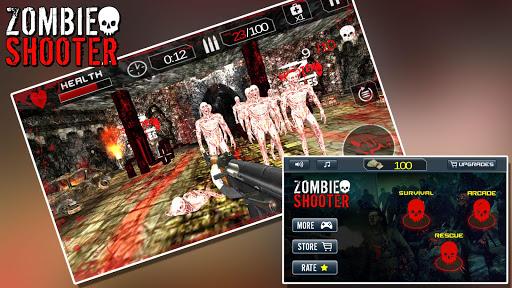 Zombie Shooter: Deadly Assault