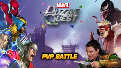 MARVEL Puzzle Quest: Join the Super Hero Battle! screenshots 11
