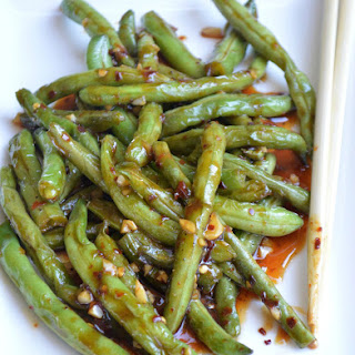 Spicy Green Beans (PF Changs)