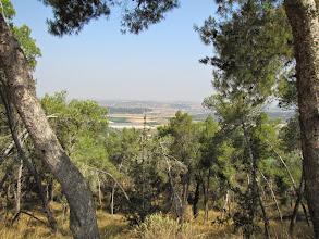 Photo: Gath to the west of Azekiah