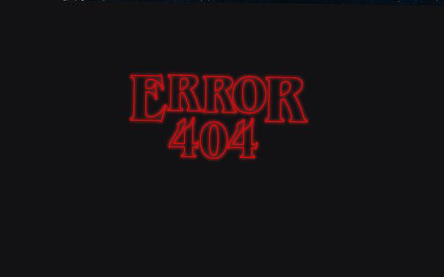 404 Theme
