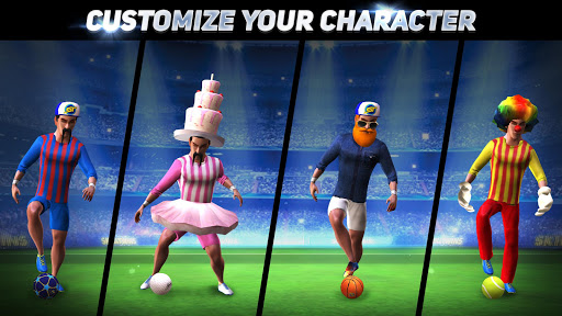 SkillTwins: Soccer Game - Soccer Skills screenshot 14