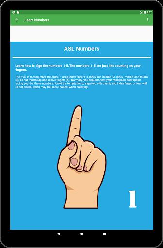 ASL American Sign Language  screenshots 6