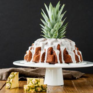Aloha Bundt Cake #BundtBakers
