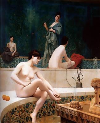 личное видео супругов в бане