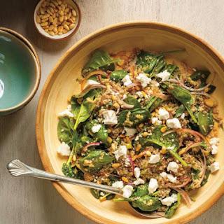 Ricotta Spinach Salad Recipes.