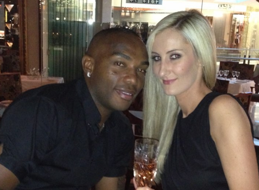 Benni McCarthy and wife Stacey Munro welcomed the birth of their fifth child
