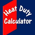 Heat duty calculator icon