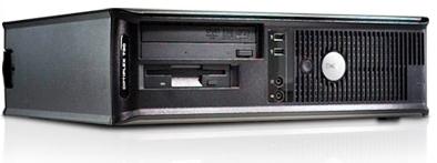Dell desktop AMD based computer