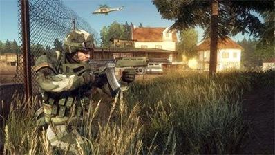 Battlefield screenshot