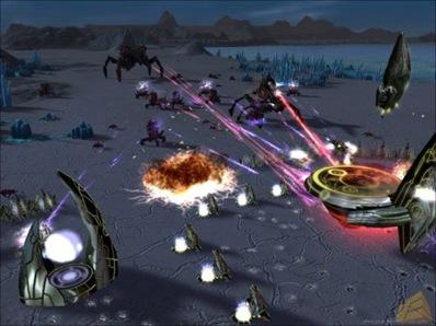 Supreme Commander screenshot
