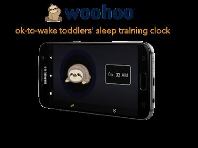 Woohoo Toddler Clock 1