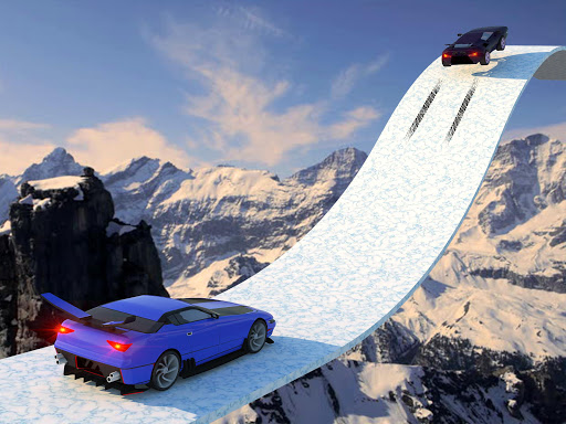 Car Stunts 3D Free Races: Mega Ramps Car Driving apktram screenshots 2