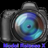 Model Release X