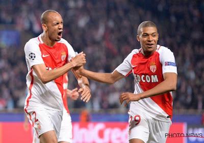 AS Monaco zorgt voor knappe ommekeer en knikkert De Bruyne en co uit Champions League