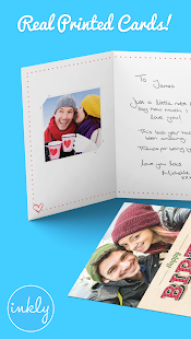 Inkly: Cards, Gifts, Postcards- screenshot thumbnail