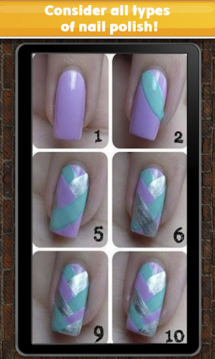 Correct manicure