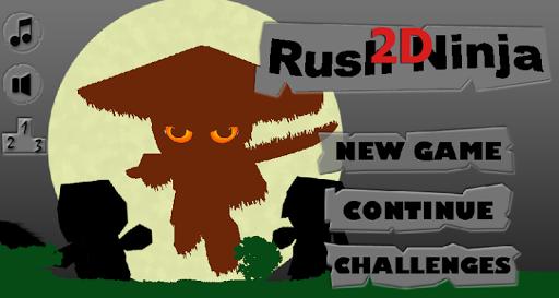Ninja 2d Rush