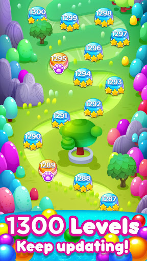 Bubble Bird rescue 2019:  bubble shooter blast  APK MOD (Astuce) screenshots 1