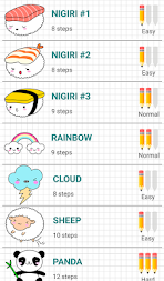 How to Draw Kawaii Drawings APK screenshot thumbnail 8