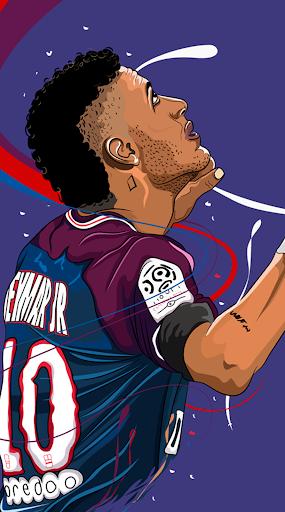 Neymar JR Wallpapers HD 4K 2018 1.0.0 screenshots 4