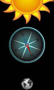 Solar Compass 2 screenshot 2