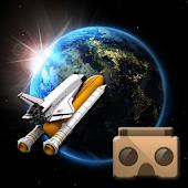 VR Space mission:Moon Explorer