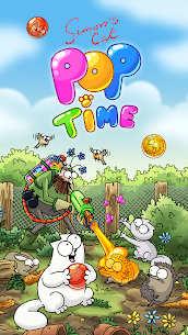 Simon's Cat – Pop Time MOD Apk 1.17.1 (Unlimited Lives/Coins) 5