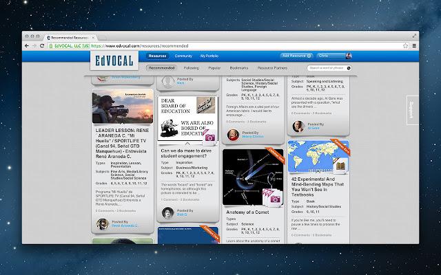 EdVOCAL Share