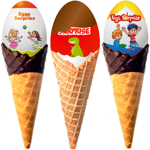 Ice Cream Surprise Eggs file APK for Gaming PC/PS3/PS4 Smart TV