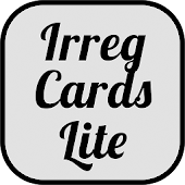 Irregular Verbs Cards Lite