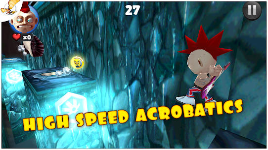 Running Fred MOD Apk 1.9.2 (Unlimited Money) 3