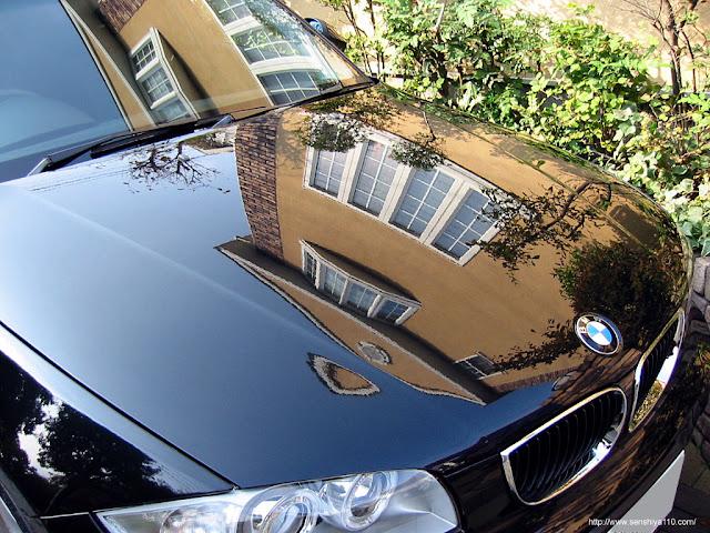 BMW 118i 05y 神奈川県 洗車達人PRO実践報告