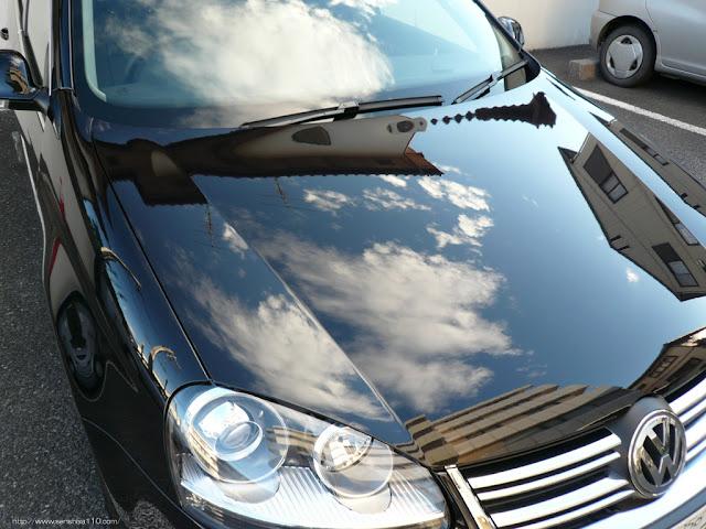 VW ヴァリアント 07y  群馬県 会員様 洗車達人PRO実践報告