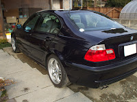 BMW 320iM 洗車達人PRO.com 実践報告 兵庫県 会員様