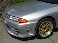 日産 スカイライン GT-R  洗車達人PRO.com 実践報告