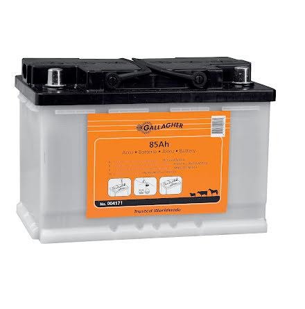 Batteri 12V/25Ah SLA - 166x175