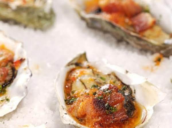 Louisiana Jacked Up Oysters Recipe