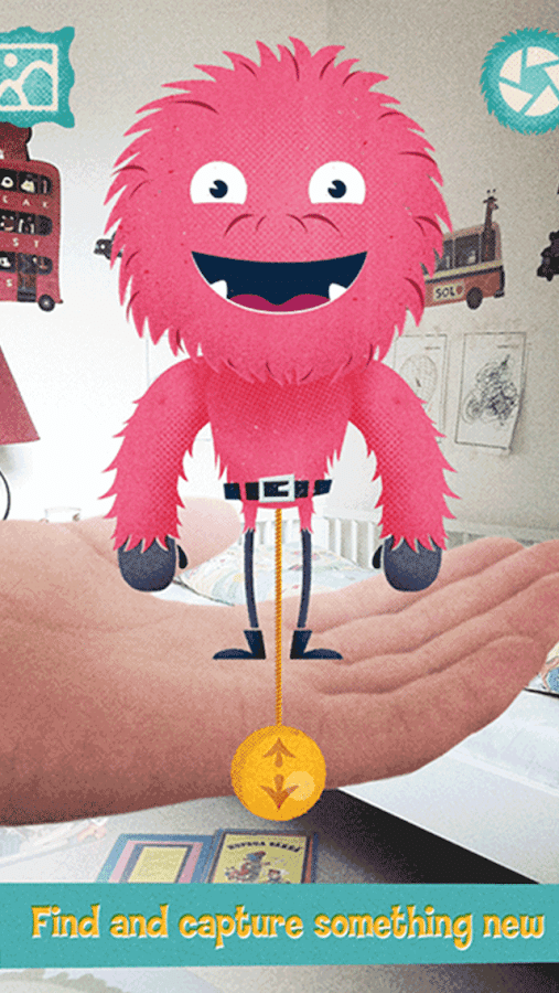 Kapu Tickle Toy Camera- screenshot