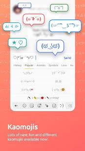 App Facemoji Emoji Keyboard:DIY, Emoji, Keyboard Theme APK for Windows Phone