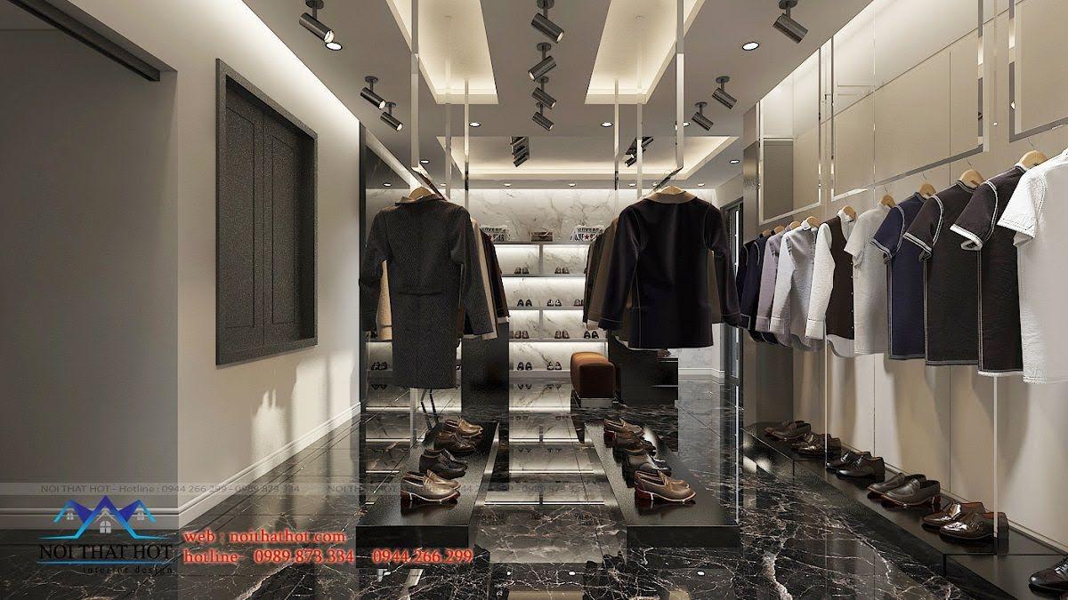 shop quần áo, giày và phụ kiện thời trang nam