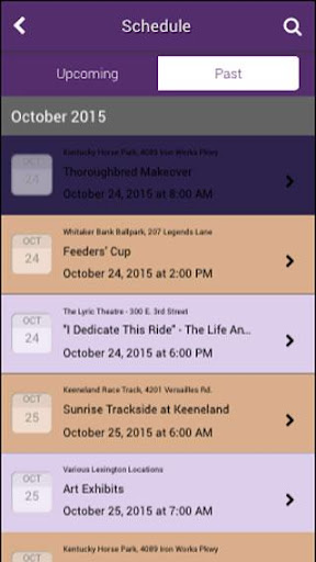 Breeders Cup Festival